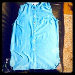 Michael Kors Sleeveless blouse- Size S